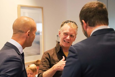 GALLERY: Launch Evening Gallery Image 3